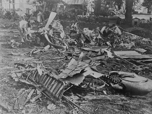 Plane Wreckage | World War II