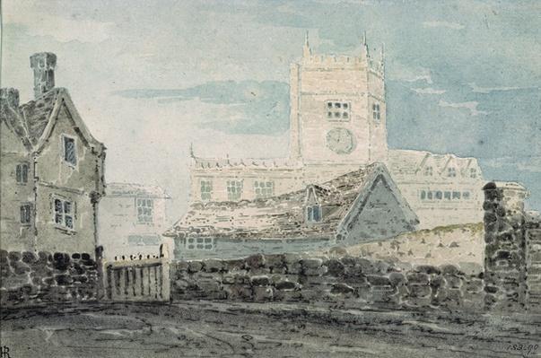 The School, Shrewsbury