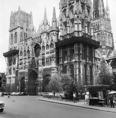 Rouen Cathedral | Monuments and Buildings