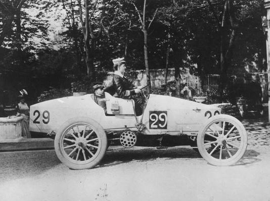 A De Dietrich   Evolution of the Automobile