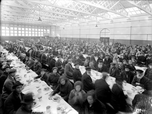 Full Refectory | U.S. Immigration | 1840's to present | U.S. History