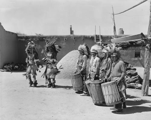 Buffalo Dance | Native American Civilizations | U.S. History