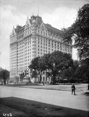 The Plaza | Famous American Architecture