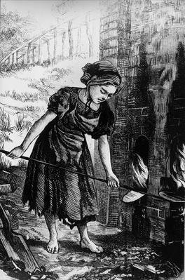 Brick Girl | Industrial Revolution