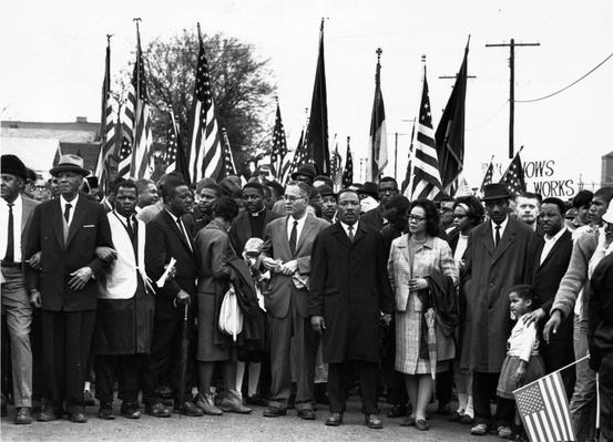 Civil Rights March | Civility & Brutality | The 20th Century Since 1945: Civil Rights & the New Millennium