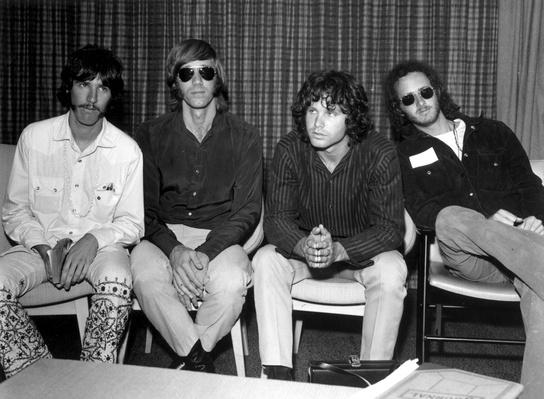 The Doors | 20th Century Music Icons
