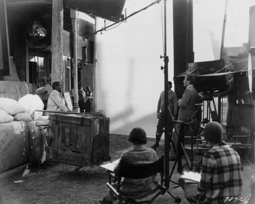 Studio Scene | African-American History