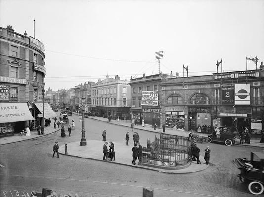 Hammersmith Broadway | The Gilded Age (1870-1910) | U.S. History