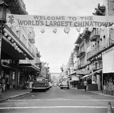 Chinatown Sign | U.S. Immigration | 1840's to present | U.S. History
