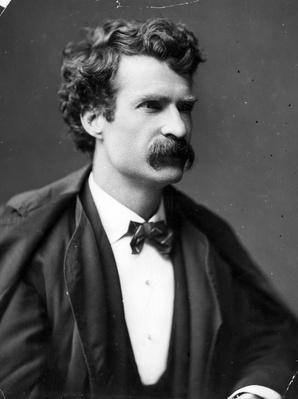 Mark Twain | The Gilded Age (1870-1910) | U.S. History