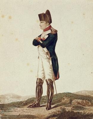 Napoleon Bonaparte as First Consul