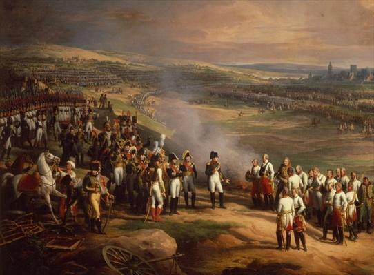 The surrender of Ulm, 20th October 1805, 1815