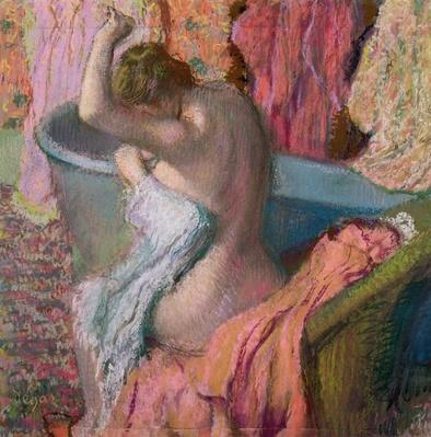 Seated Bather, 1899