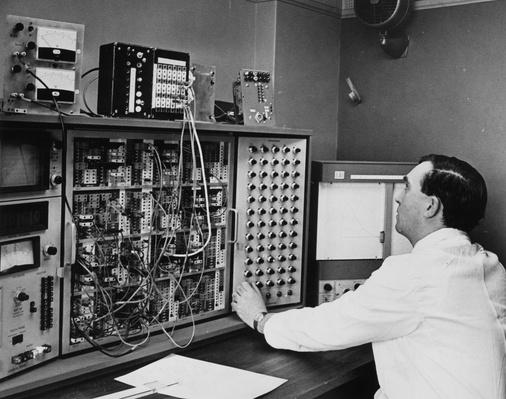 Medical Computer | History of the Computer