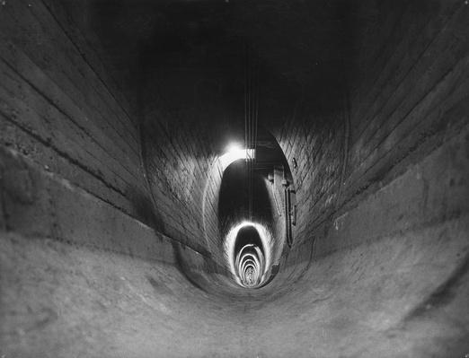 Control Tunnel | Human Impact on the Physical Environment | Geography