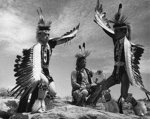 Taos Dance | Native American Civilizations | U.S. History