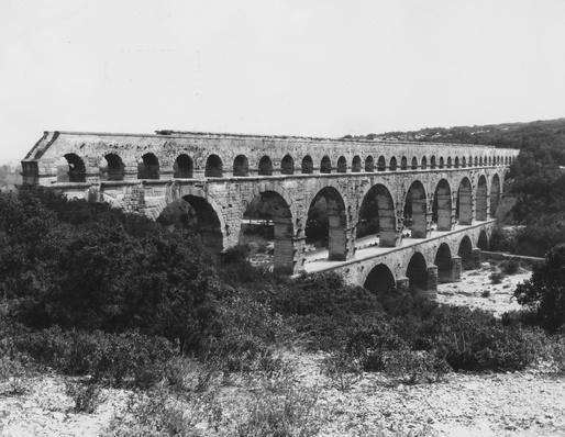 Roman Aqueduct | Human Impact on the Physical Environment | Geography
