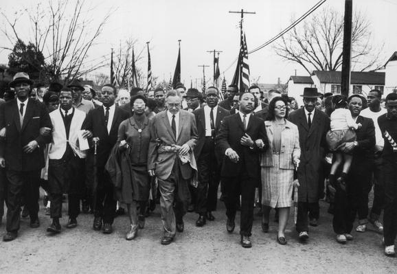 Luther King Marches | Civility & Brutality | The 20th Century Since 1945: Civil Rights & the New Millennium