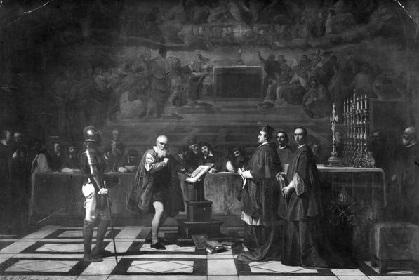 Galileo On Trial | Famous Philosophers