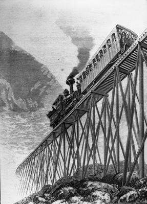Mt Washington Train | Evolution of the Railroad (Engine)