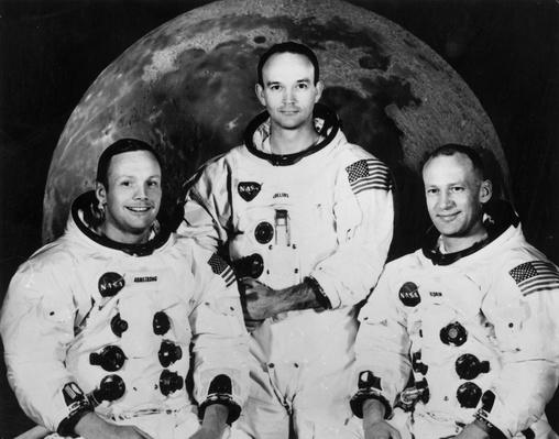 Apollo 11 Crew | NASA Missions and Milestones in Space Flight