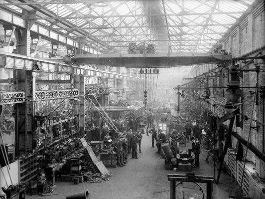 Torpedo Works | Industrial Revolution