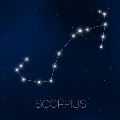 Scorpius Constellation | Earth and Space