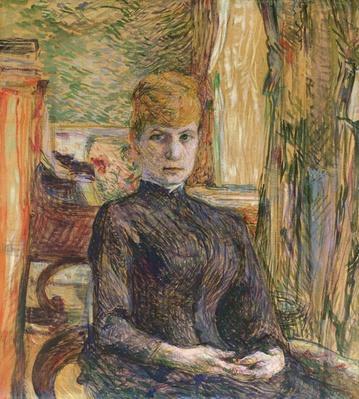 Madame Juliette Pascal, 1887