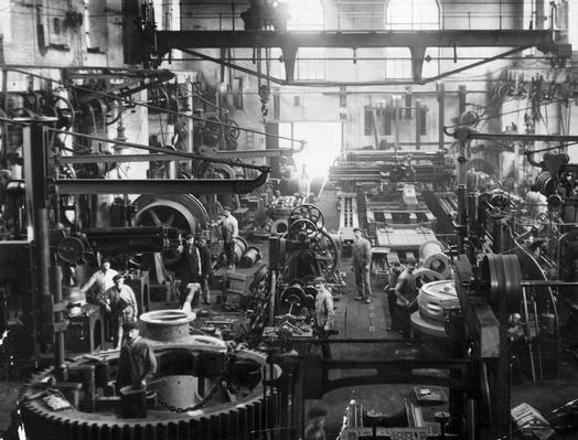 Engineering Works | Industrial Revolution