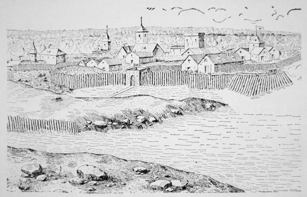 Jamestown, Virginia, 1622
