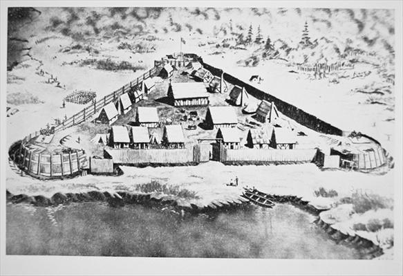 Jamestown, Virginia, 1607