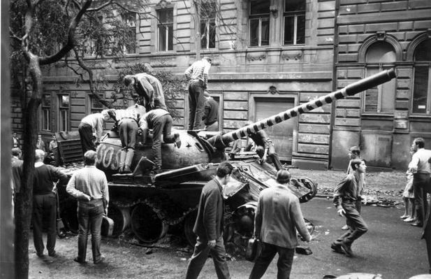 Czech Uprising | The Cold War | The 20th Century Since 1945: Postwar Politics