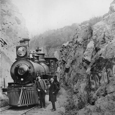 Rail Journey | The Wild West is Tamed (1870-1910) | U.S. History