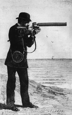 Marey's Pistol | Industrial Revolution