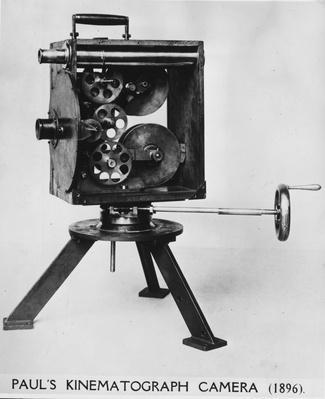 Early Camera | Industrial Revolution