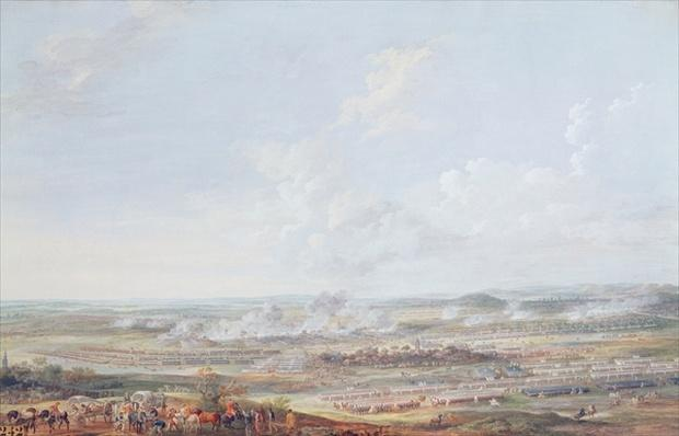 The Battle of Rocoux, 11th October 1746, 1784