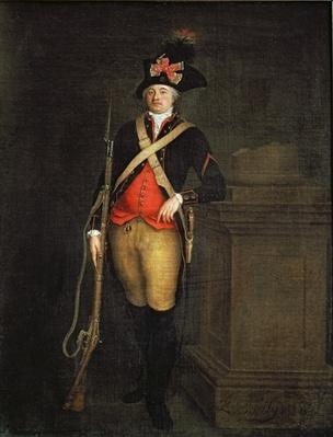 Portrait of Louis-Philippe-Joseph d'Orleans