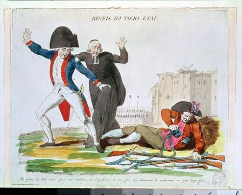 The Awakening of the Third Estate, July 1789