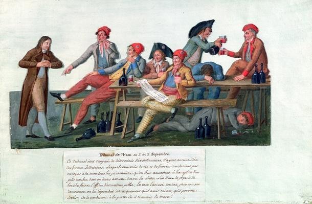 Prison Tribunal of 2 & 3 September, 1792