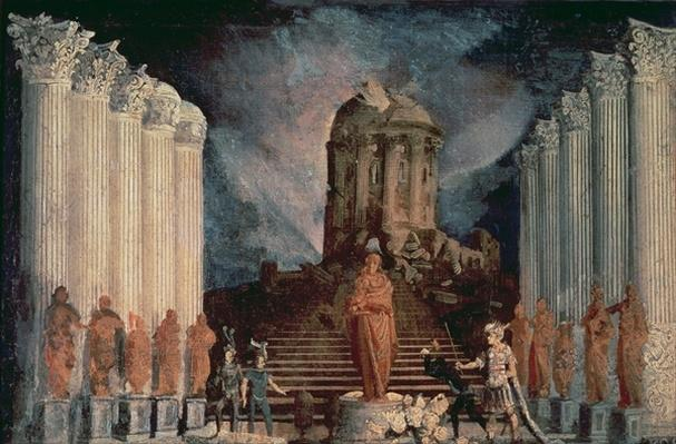 Destruction of the Temple of Jerusalem by Titus
