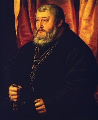 Portrait of the Elector Palatine Otto Henry, 1543
