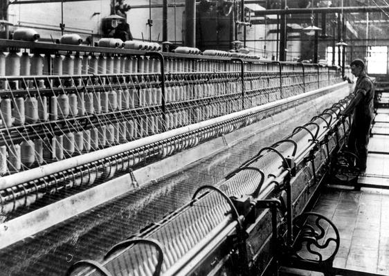 Horrocks' Loom | Industrial Revolution