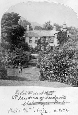 Wordsworth House | The Transcendentalists | U.S. History