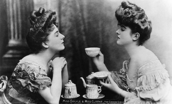 Gibson Girls | The Gilded Age (1870-1910) | U.S. History