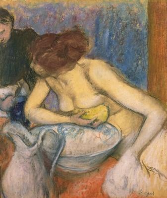 The Toilet, 1897