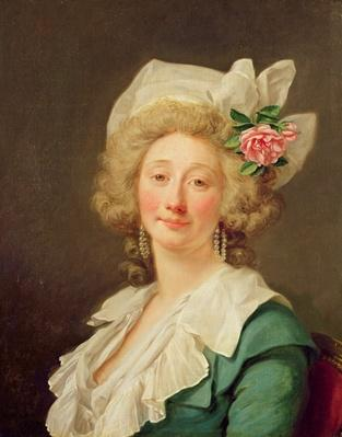 Portrait of a lady, 1782