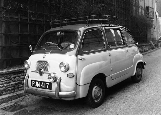 Fiat Minicar | Evolution of the Automobile