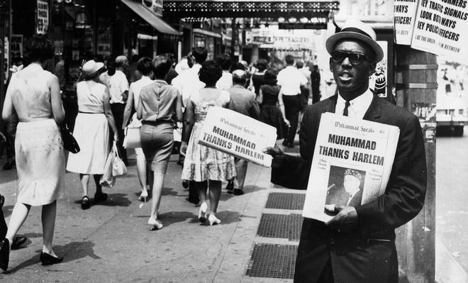 Muhammad Speaks | African-American History