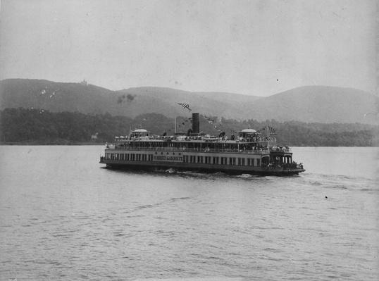 American Ferry | The Gilded Age (1870-1910) | U.S. History
