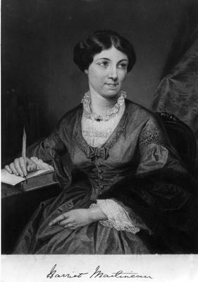 Harriet Martineau | The Transcendentalists | U.S. History